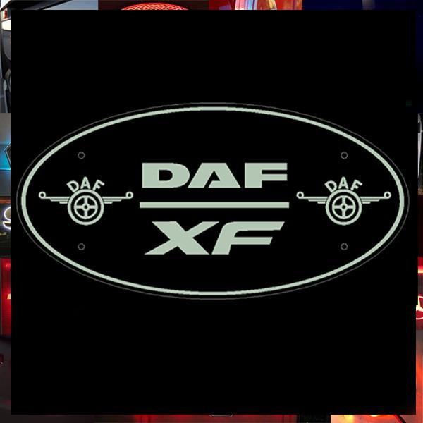 DAF XF TRUCK MIRROR / CUSTOM LIGHT BOARD x 1