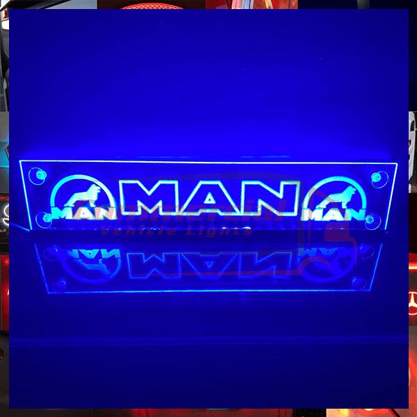 MAN LED WINDSCREEN SIGN