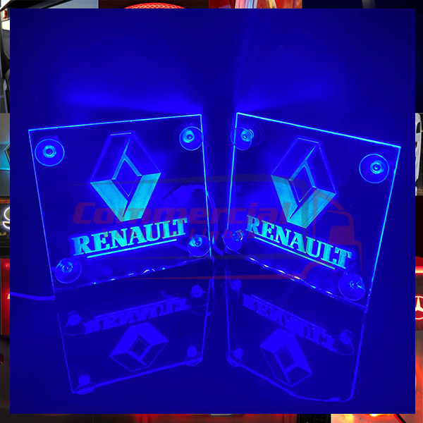 RENAULT LED WINDSCREEN SIGNS