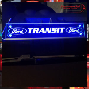 FORD TRANSIT WINDOW SIGN