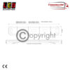 LED AUTOLAMPS ELECTRAQUIP 862MM LED LIGHTBAR 2
