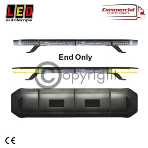 LED AUTOLAMPS ELECTRAQUIP 862MM LED LIGHTBAR FOUR BOLT R65