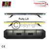 LED AUTOLAMPS ELECTRAQUIP 862MM LED LIGHTBAR 1