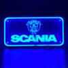 STANDARD PLEXI GLASS LIGHT BOARD FOR ALL TRUCKS & VANS 60x30cm