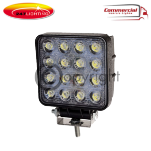 "4"" 32 WATT LED WORKLAMP BY 247 LIGHTING 1920 LUMENS"
