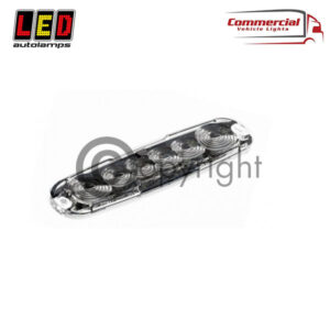 6-LED WARNING LAMP / STROBES