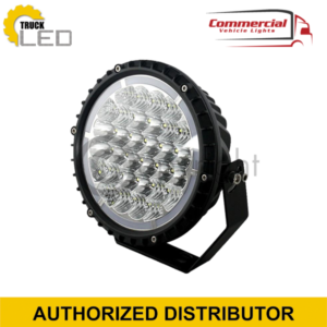ROUND LED SPOT LIGHT WITH DAYTIME RUNNING LIGHT (245MM)