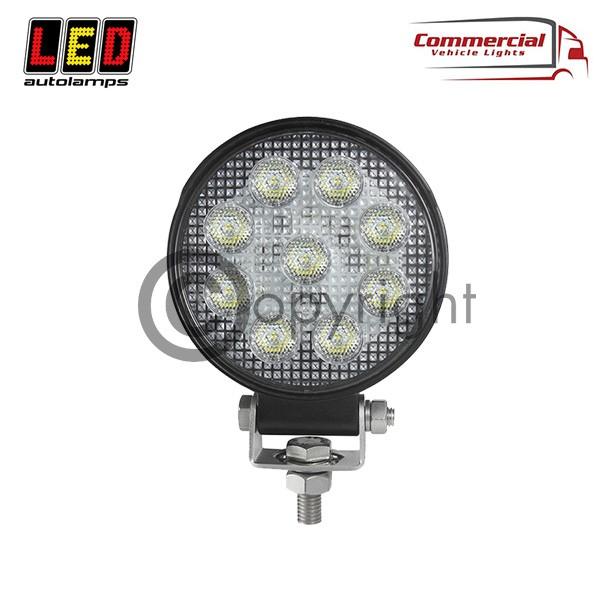 LED HIGH POWERED ROUND LED WORKLAMP
