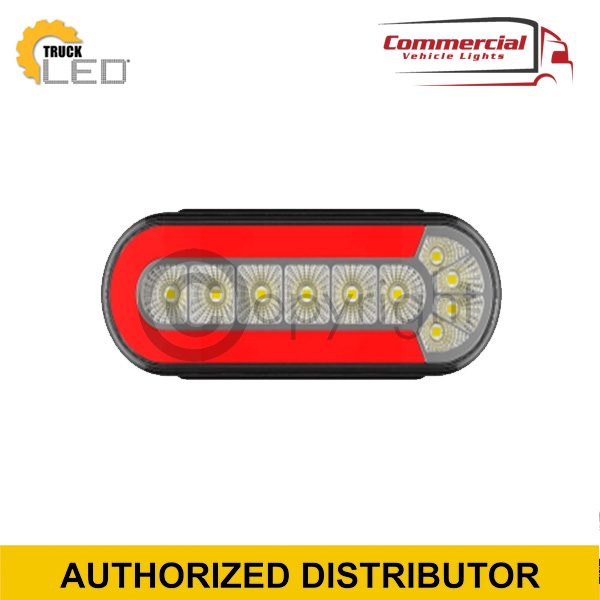 DYNAMIC LED 4 FUNCTION COMBINATION LAMP 165 MM