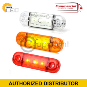UNIVERSAL LED OUTLINE MARKER LIGHTS
