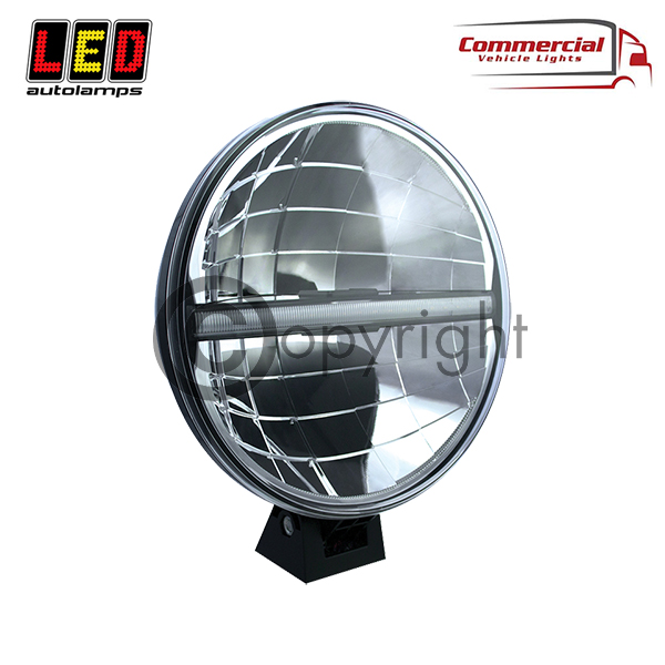 DL226 Round LED Driving Lamp with Front Position Light