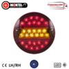 24v 29 LED HAMBURGER 3 FUNCTION REAR COMBO LIGHTS
