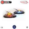 2 x 12/24V 3 WAY LED SIDE MARKER LIGHT POSITION LAMP FOR TRUCKS & TRAILERS