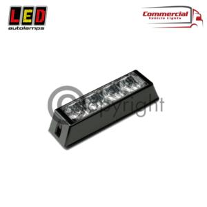 R65 4-LED DIRECTIONAL AMBER WARNING LAMP
