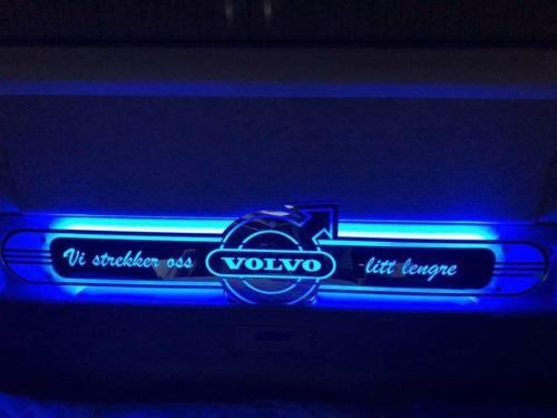 1000x250 mm LED Truck Mirror / Truck Lightboard